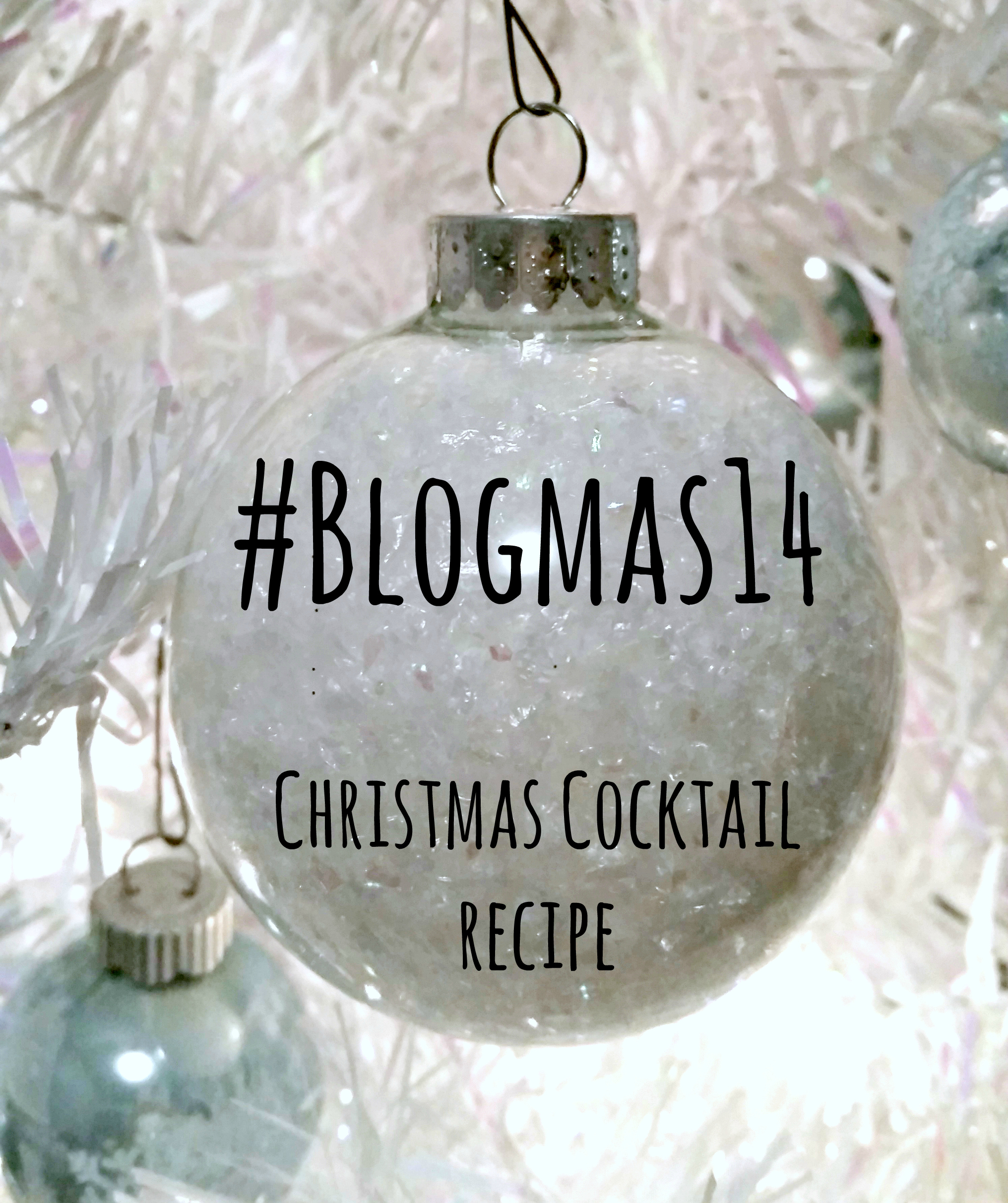 Christmas Cocktail Recipes // Being Leanna